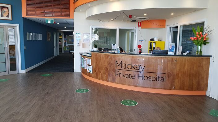 Mky Front Reception